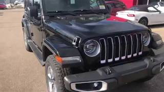 2018 Jeep Wrangler Sahara Walk Around