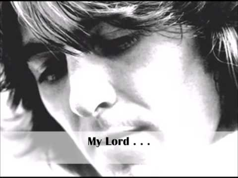 George Harrison | Give Me Love (Give Me Peace On Earth) + lyrics
