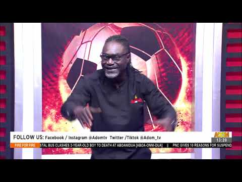 Black Star, You Can't Fail Against Ethiopia Winning is More Than Required of You- AdomTV (3-9-21)