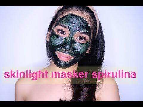 SKINLIGHT Spirulina Masker Review