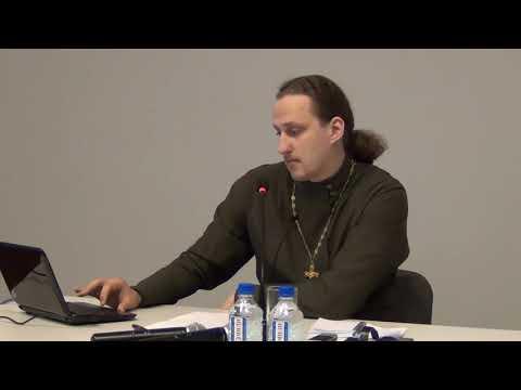 Православный лекторий: Канон Св. Андрея Критского. ч. 1
