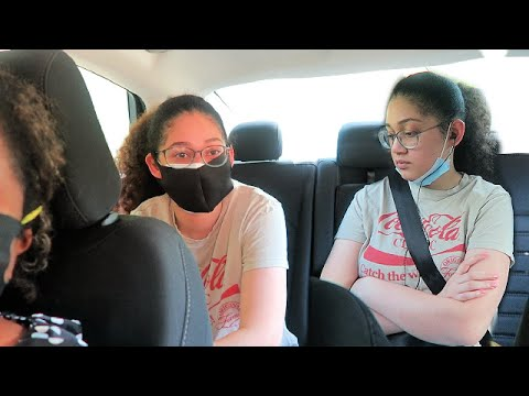 getting-vaccinated-at-the-drive-thru/-curbside-clinic-meet-keisha-#familyvlog