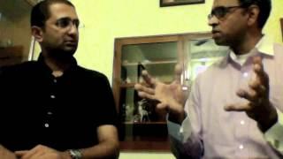 Manu Bhagavan on INI9