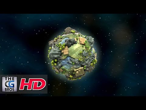 "CGI Procedural Animated Short HD: ""De Planeta"" by Leonardo Cavaletti"