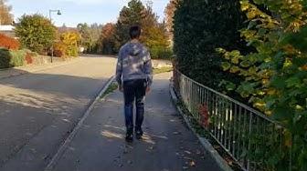 Morgens um 6 Uhr an der Bezirksschule Zofingen