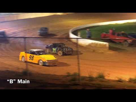 4/20/19 FWD East Lincoln Speedway