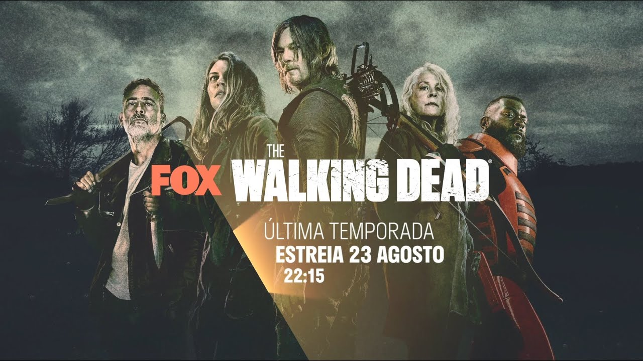 Download The Walking Dead | Trailer Oficial da Última Temporada | FOX