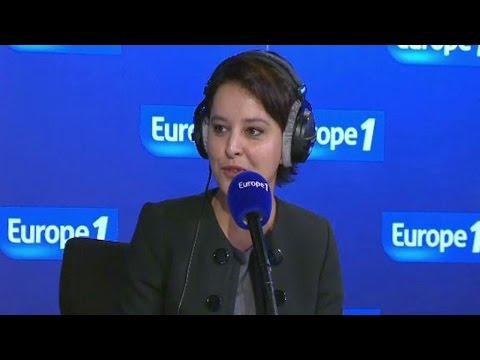 "Anne Roumanoff : ""Najat Vallaud-Belkacem, bravo... et merci !"""