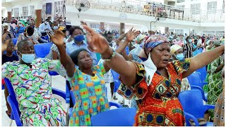Powerful Ministration by Elder Patrick Amoako🔥 | Holy Ghost Conference 2020, CoP Ashaiman Estate