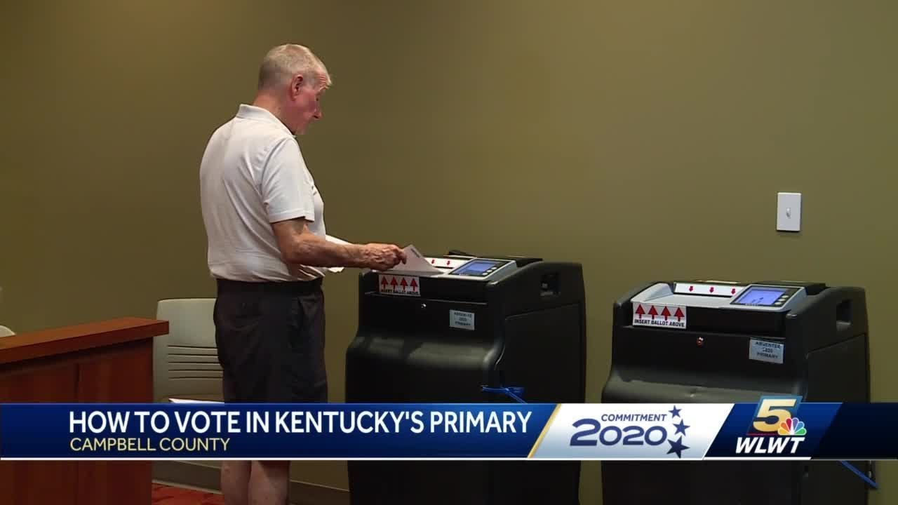 Kentucky on track for historic primary turnout