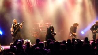 Lacuna Coil - Kill the Light - live @ Z7 in Pratteln 29.6.2014