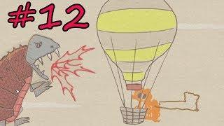 РОБОТЫ ПОДРЫВАТЕЛИ #12. ПИНКИ БАБАХАЕТ ИЗ ПУШКИ В ИГРЕ Draw a stickman. Прохождение от Литл тойс.