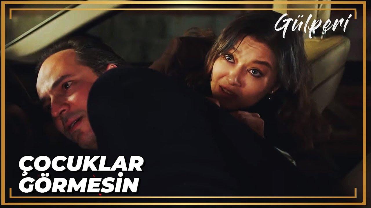 Kadir ve Gülperi, Hasan'la Artemis'e Yakalanmamaya Çalışıyor - Gülperi 23.Bölüm