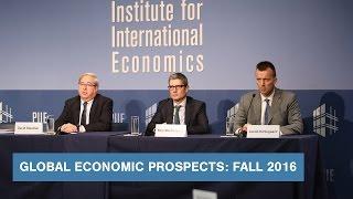 Global Economic Prospects: Fall 2016