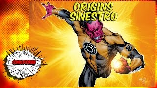 Sinestro (Yellow Lantern) Origins