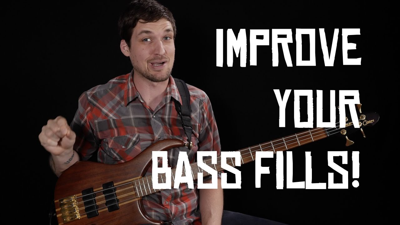 Quick Trick to Improve Your Bass Fills