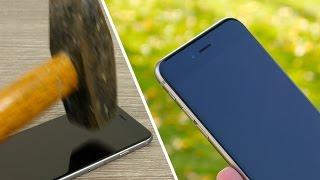 Unsichtbarer, Flüssiger Panzerglasschutz für's iPhone - GLAZ Liquid (+ Gewinnspiel)