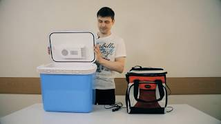 видео Автомобильный холодильник. Путешествуем с комфортом!