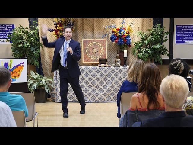 THE POWER OF PRAISE!!!  Spiritual Director Rev. Keith Horwitz
