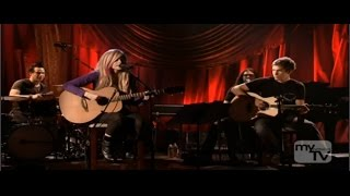 Avril Lavigne - Tomorrow (Acoustic Session)
