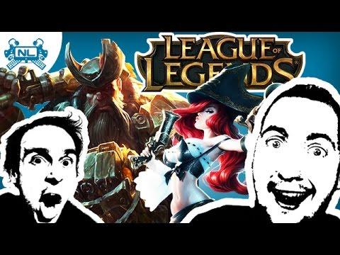 Kalóz Botlén  League of Legends Magyar Gameplay