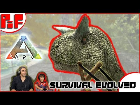 🦄  CARNO Taming! 🦄  Gabriel's Island S1E8  Kid & Family Friendly Ark: Survival Evolved Multiplayer