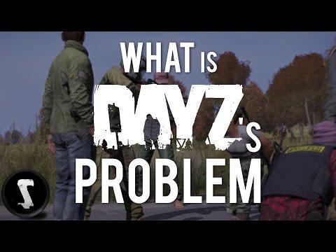 What is DayZ's problem...?