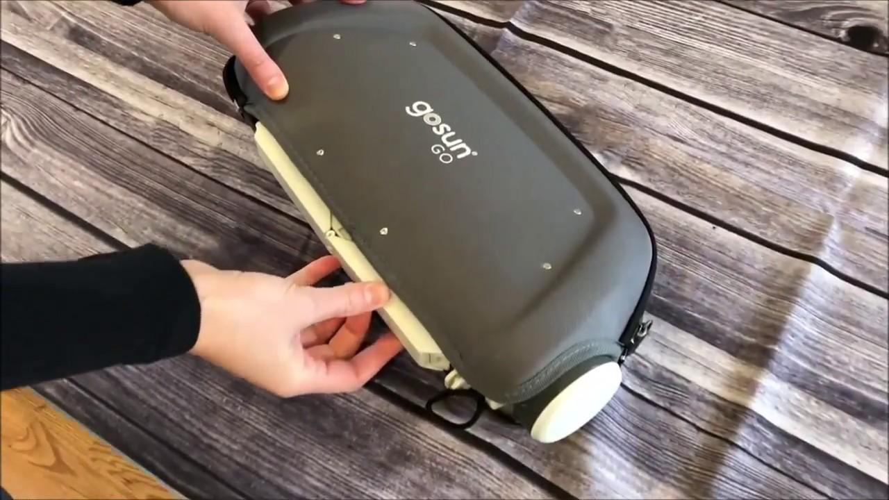 9e37bb8fc35 GoSun Go Portable Solar Cooker Overview - YouTube