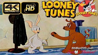 LOONEY TUNES (Looney Toons): Prest-O Change-O (1939) [ULTRA HD 4K Cartoons for Children]