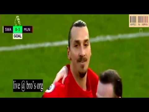 Download Man United vs Swansea City [ 3- 1 ] HIGHLIGHTS HD 6/11/2016