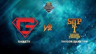 GTV vs SGP  [Vòng 5 - Ván 2] [29.09.2017]
