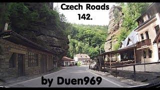 Czech Roads (142.) - České Švýcarsko - Hřensko - Děčín - Ústí nad Labem - Litoměřice - Liběchov