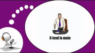 Французского видео урок = Сцены и ситуации в офисе № 1(PARRAINEZ-MOI SI VOUS APPRÉCIEZ MON TRAVAIL / http://www.imagiers.net/support-me/ Изучение французского языка с мотивированным, ..., 2013-10-11T05:52:39.000Z)