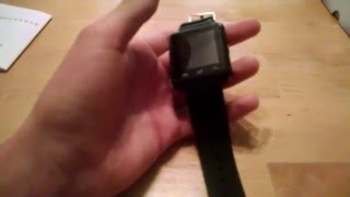a8 power u8 smartwatch black review cheap