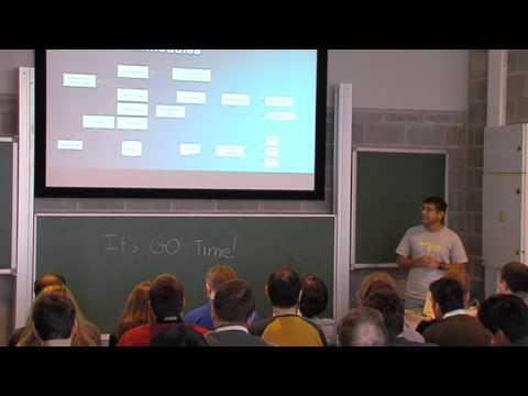 Scaling with Go: YouTube's Vitess (FOSDEM 2014)