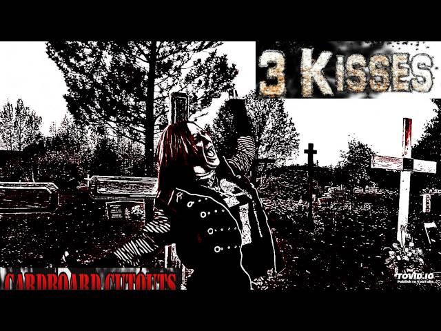 3 Kisses - Cardboard Cutouts Album Release Preview