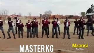 Master KG Ft Makhadzi   Tshinada.mp3