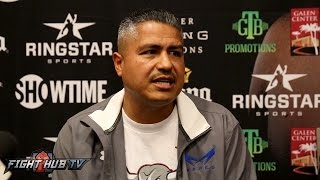 Cuellar vs. Mares- The Full Robert Garcia Trainer Roundtable Video