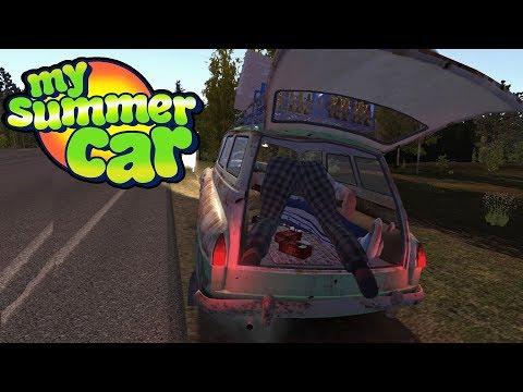 My Summer Car Türkçe // SONUNDA MANGAL YAPTIM (Son Güncelleme) #64