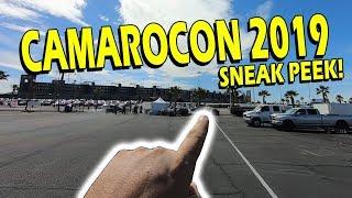 CamaroCon 2019 Sneak Peek & Details Revealed + NHRA Racing!