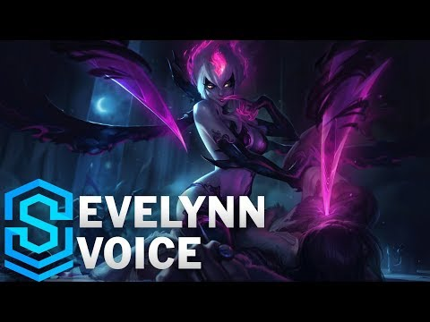 Voice - Evelynn, Agony's Embrace - English