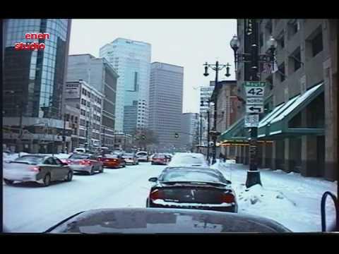 A Winter Day in Winnipeg / Zimowy Dzien w Winnipeg