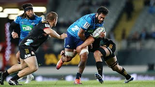 Super Rugby 2019  Round 14: Blues vs Chiefs