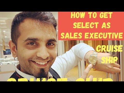 Detail information How to Apply as Sales  executive on Cruis