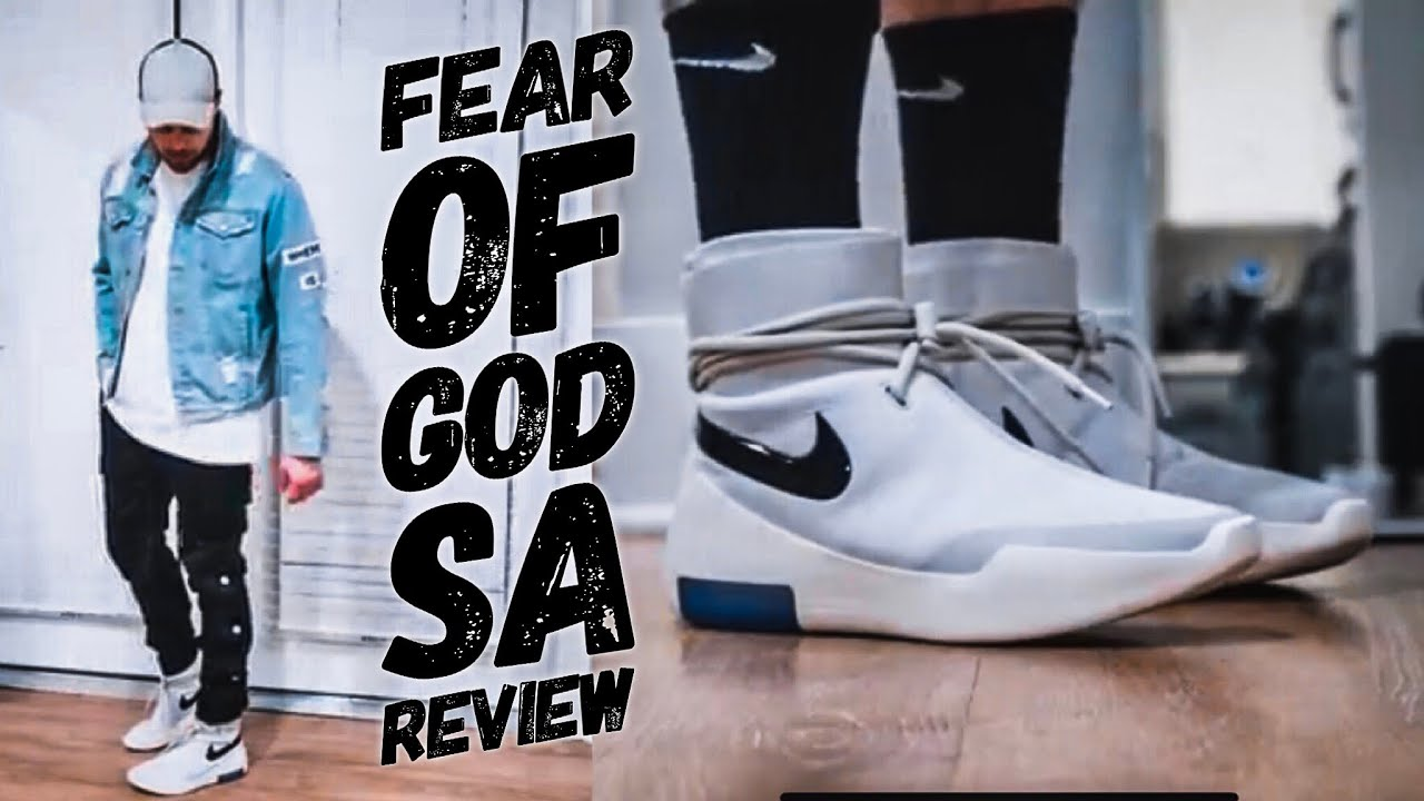 NIKE Fear of God Shoot Around Review