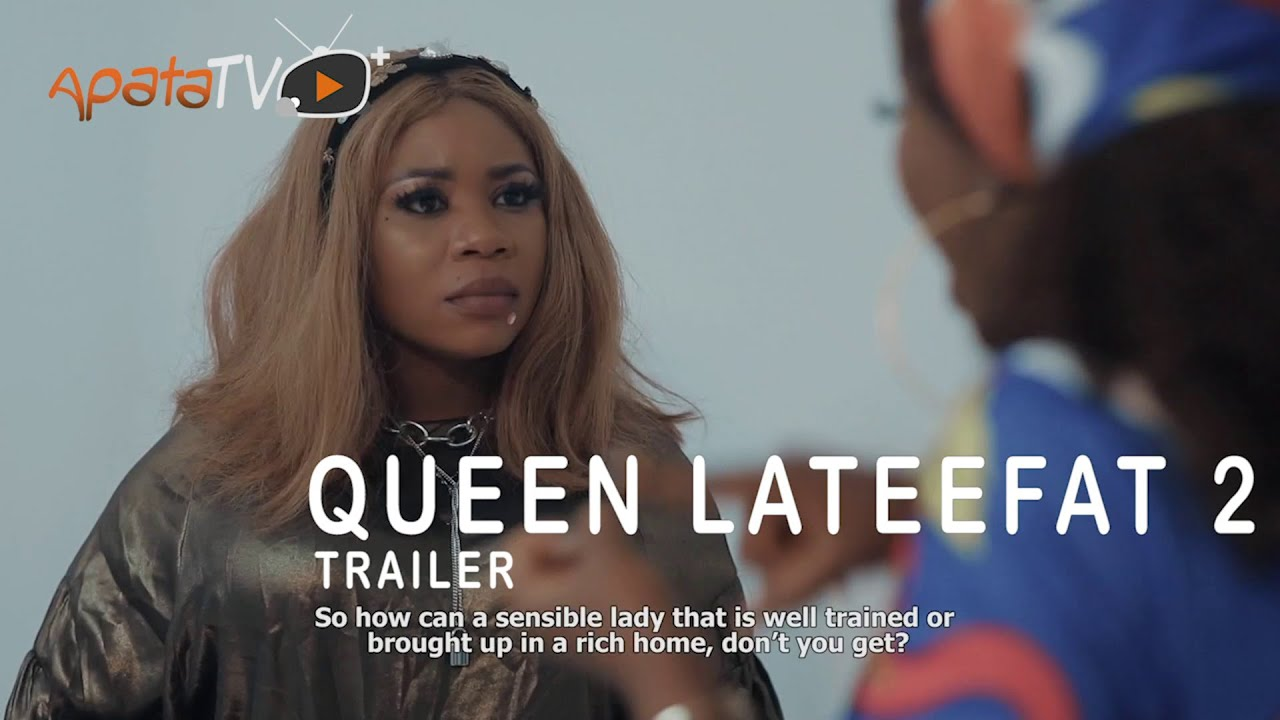 Download Hilarious! Queen Lateefat Spreads Ugly Under-wears On The Fence - Queen Lateefat 2
