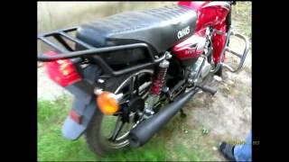 Мотоцикл OMAKS SK125: atv-mag.ru