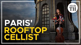 The Parisian rooftop cellist