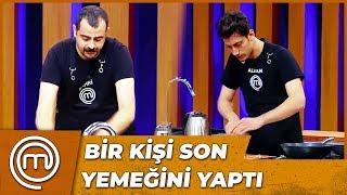 Son Yarış: Eleme Mücadelesi  | MasterChef Türkiye
