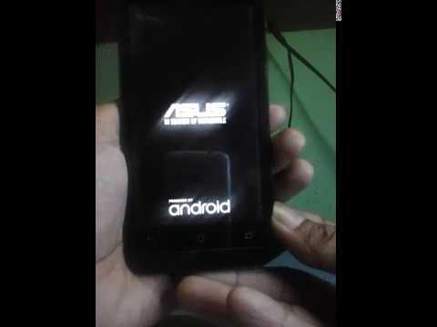 Hard Reset Azuz Zenphone X014D